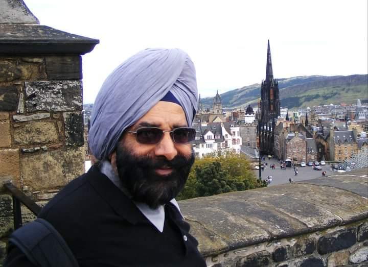 Saving Beauty of Punjabi Language / Mohindar Singh